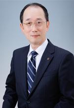 代表取締役社長 中田吉昭