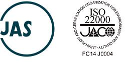 JAS ISO22000:2005